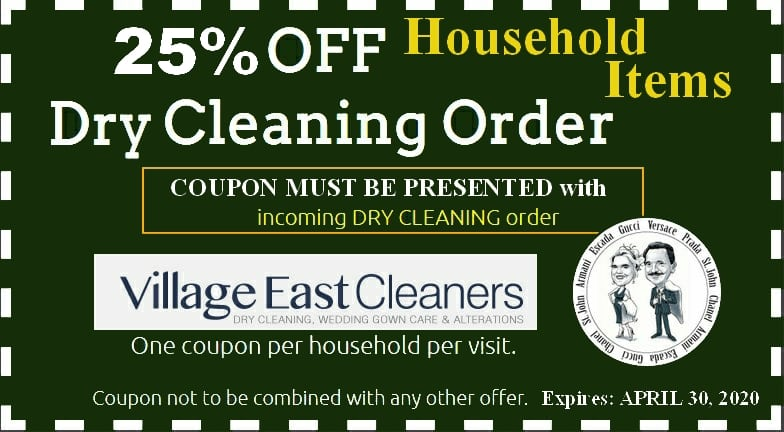 25% OFF Household Items